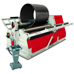Четырехвалковая гибочная машина гидравлическая TPR 4 Китайские фабрики Гидравлические Вальцы для металла